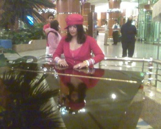 Leaked Photos Of Radhe Maa In Pink Short Dress - Photos -9452