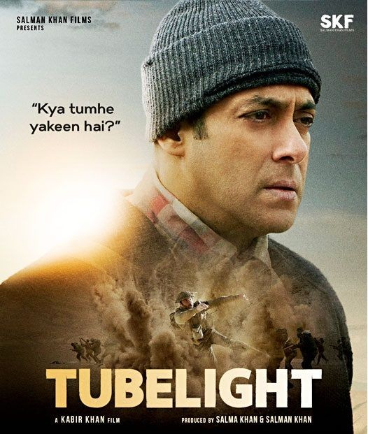 Salman Khan,Tubelight,salman khan tubelight,Tubelight first look,Tubelight first look poster,Tubelight poster,Tubelight movie poster,tubelight salman khan,kabir khan tubelight,Salman Khan new movie,Salman Khan pics,Salman Khan images,Salman Khan  stills,S