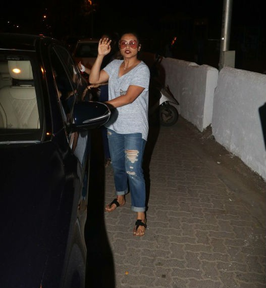 Rani Mukerji,actress Rani Mukerji,Hichki,Hichki actress,Rani Mukerji wallpaper,Hichki promotion,Hichki movie promotion,bollywood celebs,Ceelebs at Bandra