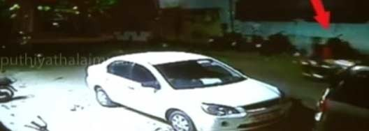 Puthiya Thalaimurai TV Channel Office Attacked