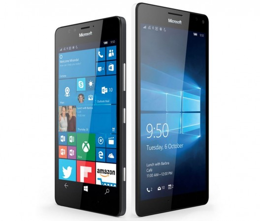 Microsoft Lumia 950, 950 XL set to be launched in India by November-end