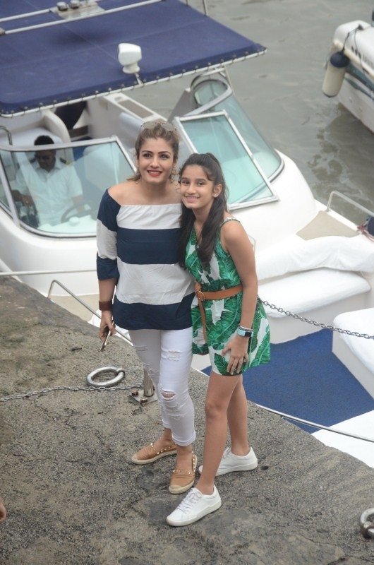 Raveena Tandon,actress Raveena Tandon,Raveena Tandon celebrates daughter Rasha birthday,Raveena Tandon daughter Rasha,Rasha birthday,Rasha,Rasha birthday celebration