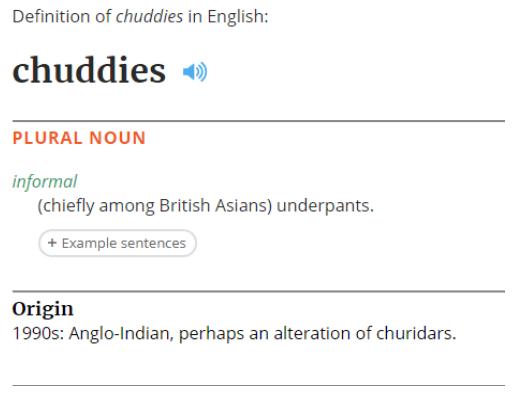 chuddie