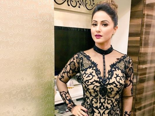 Hina Khan Visits Game Of Thrones Shooting Location Former Yeh
