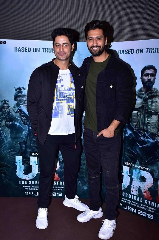 Uri Attack,URI terror attack,URI trailer,Uri the film,Vicky Kaushal,Yami Gautam,mohit raina,RSVP Films,Surgical strikes