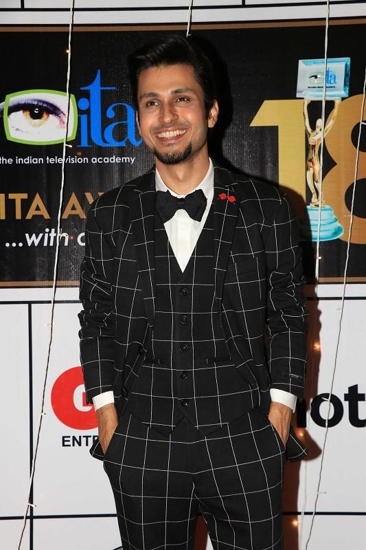 ITA Awards 2018,ITA 2018,Indian Television Academy Awards 2018,Amol Parashar,Mumbai,Bollywood,Indian Television Stars,madhavan