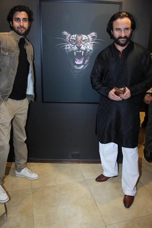 Shaaz Jung,Shaaz Jung Photography,Saif Ali Khan,Dia Mirza,Saif Ali Khan Wildlife,Wildlife Photography