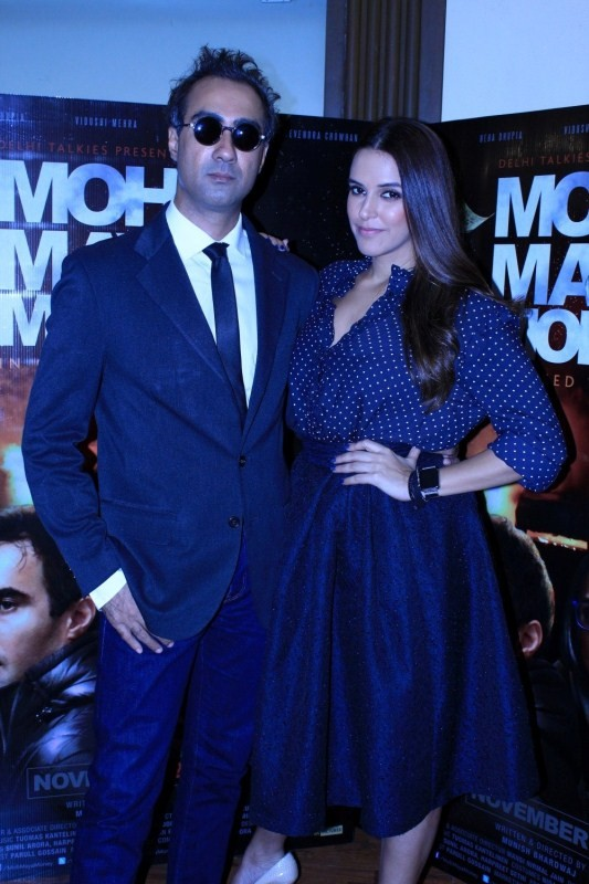 Ranvir Shorey,Neha Dhupia,Moh Maya Money,Moh Maya Money media interaction,Moh Maya Money media interaction pics,Moh Maya Money media interaction images,Moh Maya Money media interaction photos,Moh Maya Money media interaction stills,Moh Maya Money media in