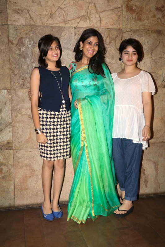 Dangal special screening,Dangal screening,Kangana Ranaut,Reena Dutta,Ira Khan,Ajinkya Rahane,Dangal special screening pics,Dangal special screening images,Dangal special screening photos,Dangal special screening stills,Dangal special screening pictures