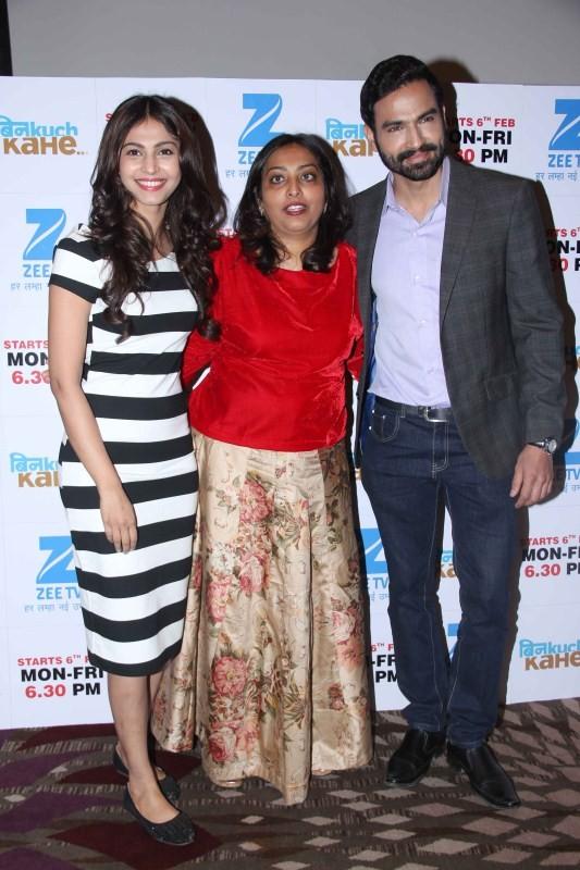 Shamata Anchan,Rajshree Ojha,Sameer Arora,Zee TV,Bin Kuch Kahe,Bin Kuch Kahe serial,New show Bin Kuch Kahe