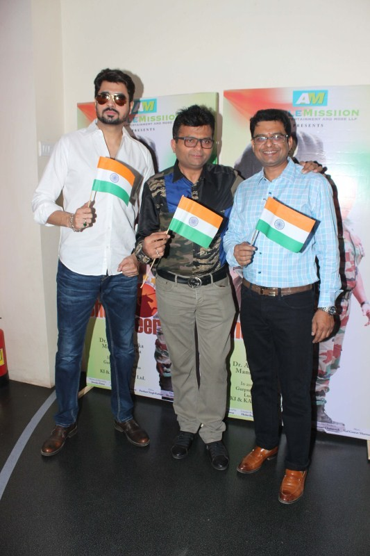 Shoorveer,Short film Shoorveer,Shoorveer launch,Rohan Mehra,Congress leader Gurpreet Kaur Chadha,Puneet Issar,Aneel Murarka,Radio Jockey Pritam Singh