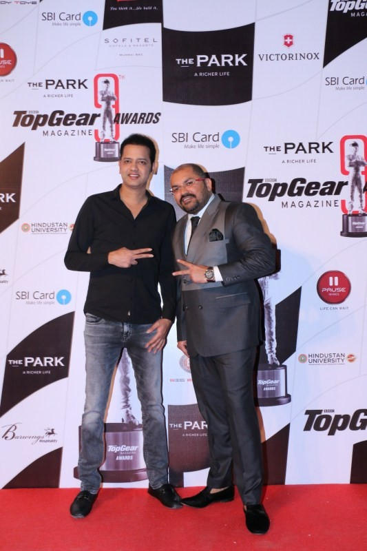 TopGear magazine awards,TopGear magazine,9th edition of TopGear magazine awards,TopGear,best of automobile in 2016,best of automobile,Harshvardhan Rane,Kartik Aaryan,Angad Singh Bedi,Rahul Mahajan,Taaha Shah