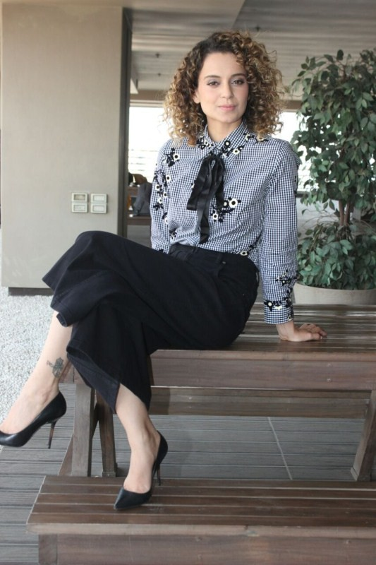 Kangana Ranaut,Rangoon,Rangoon promotion,Rangoon movie promotion,Kangana Ranaut latest pics,Kangana Ranaut latest images,Kangana Ranaut latest photos,Kangana Ranaut latest stills,Kangana Ranaut latest pictures