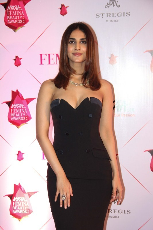 Vaani Kapoor,actress Vaani Kapoor,3rd Nykaa Femina Beauty Awards 2017,3rd Nykaa Femina Beauty Awards,Vaani Kapoor at Nykaa Femina Beauty Awards,Vaani Kapoor pics,Vaani Kapoor images,Vaani Kapoor photos,Vaani Kapoor stills,Vaani Kapoor pictures