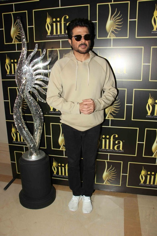 Anil Kapoor,actor Anil Kapoor,Day 1 of the IIFA voting weekend,Voting Weekend,International Indian Film Academy Awards,IIFA,IIFA 2017,International Indian Film Academy Awards 2017,Anil Kapoor pics,Anil Kapoor images,Anil Kapoor stills,Anil Kapoor pictures