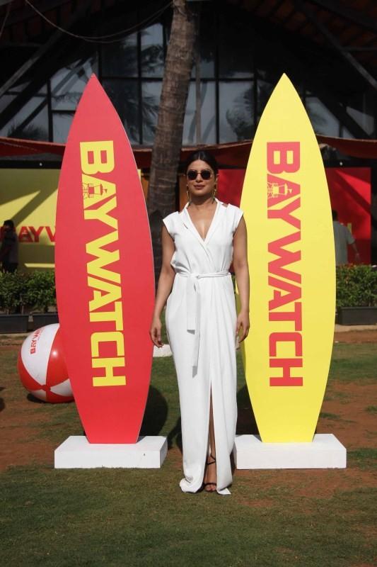 Priyanka Chopra,actress Priyanka Chopra,Baywatch press conference,Baywatch,Baywatch press conference pics,Baywatch press conference images,Baywatch press conference stills,Baywatch press conference pictures,Priyanka Chopra pics,Priyanka Chopra images,Priy