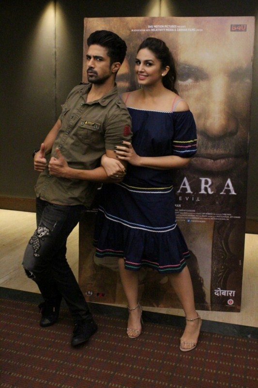 Saqib Saleem and Huma Qureshi,Saqib Saleem,Huma Qureshi,Dobaara,Dobaara promotion,Dobaara movie promotion,Dobaara promotion pics,Dobaara promotion images,Dobaara promotion stills,Dobaara promotion pictures,Dobaara promotion photos