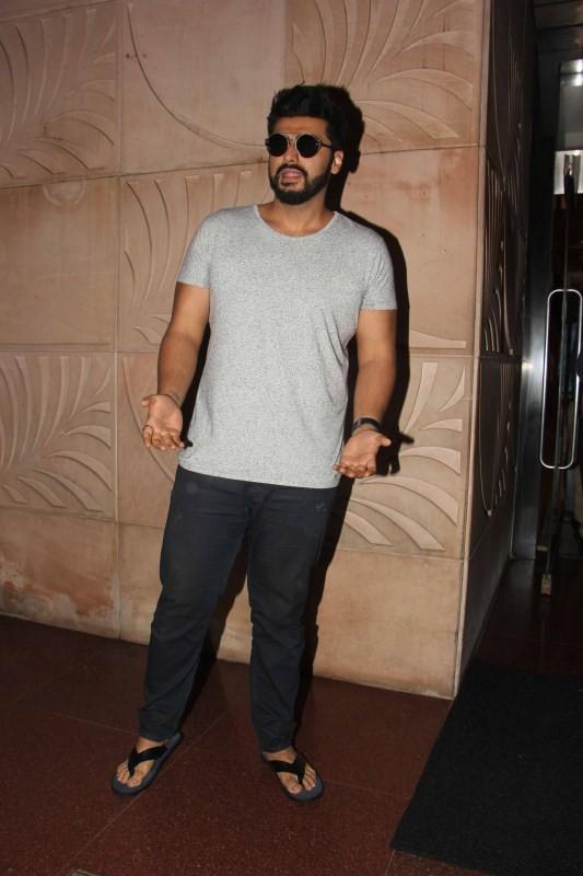 Arjun Kapoor,actor Arjun Kapoor,Arjun Kapoor promotes Mubaranka,Mubaranka,Mubaranka promotion,Mubaranka movie promotion
