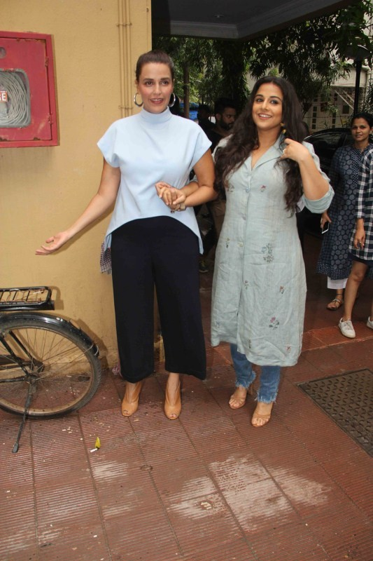 Vidya Balan,actress Vidya Balan,Vidya Balan at No Filter,Vidya Balan at No Filter with Neha Show,Neha Show