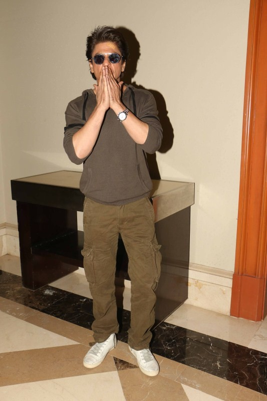 Jab Harry Met Sejal,Jab Harry Met Sejal promotion,Jab Harry Met Sejal movie promotion,Shah Rukh Khan,Shahrukh Khan,SRK