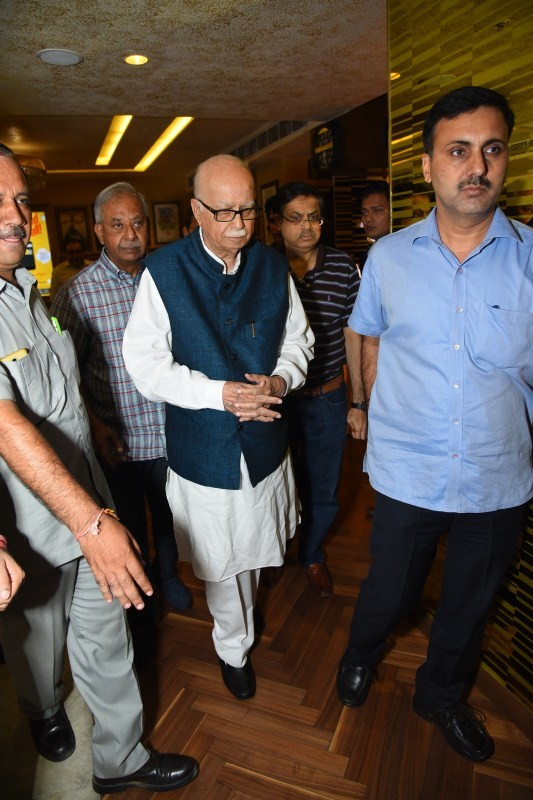 Aamir Khan,actor Aamir Khan,LK Advani,Secret Superstar,Secret Superstar special screening,Secret Superstar special screening for LK Advani