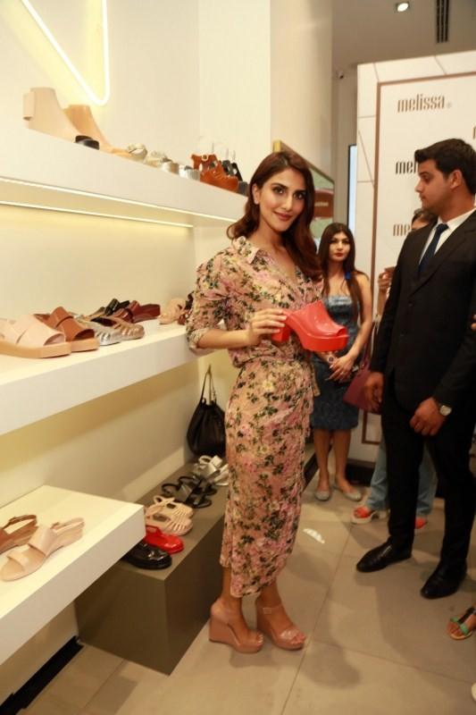 Vaani Kapoor,actress Vaani Kapoor,Melissa Store,Brazilian shoe brand Melissa,Brazilian shoe,Vaani Kapoor pics,Vaani Kapoor images,Vaani Kapoor wallpaper