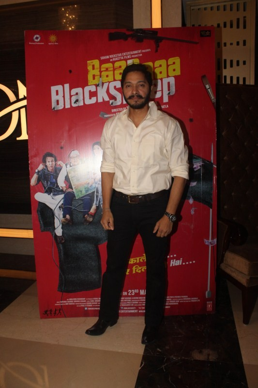 Manish Paul,Arbaaz Khan,Raai Laxmi,Madhurima Tuli,Manjari Fadnnis,Manmeet Singh,Rithvik Dhanjani,Sharad Kelkar,Shreyas Talpade,Baa Baaa Black Sheep,Baa Baaa Black Sheep special screening,Baa Baaa Black Sheep special screening pics,Baa Baaa Black Sheep spe