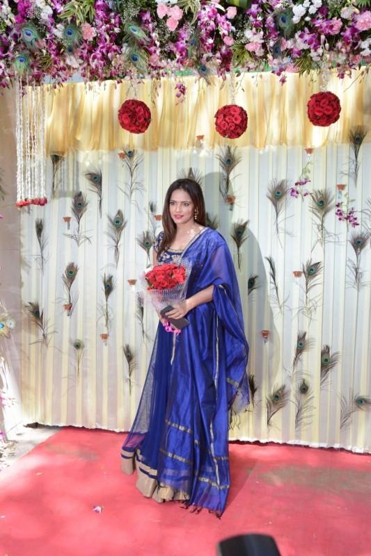 Jayaprada,Hemamalini,Neetu Chandra,Amar Singh,Randhir Kapoor,Bappi Lahiri,Bappi Lahiri grandson Annaprashan party,Krishh,Krishh Annaprashan party