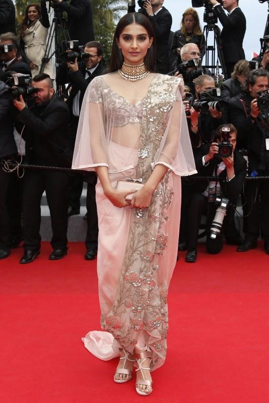 Sonam Kapoor at 67th Cannes Film Festival,Sonam Kapoor at Cannes Film Festival,Cannes Film Festival,Cannes Film Festival 2015,Cannes Film Festival 2014,sonam kapoor Cannes Film Festival,Cannes Film Festival pics,Cannes Film Festival images,67th Cannes Fil