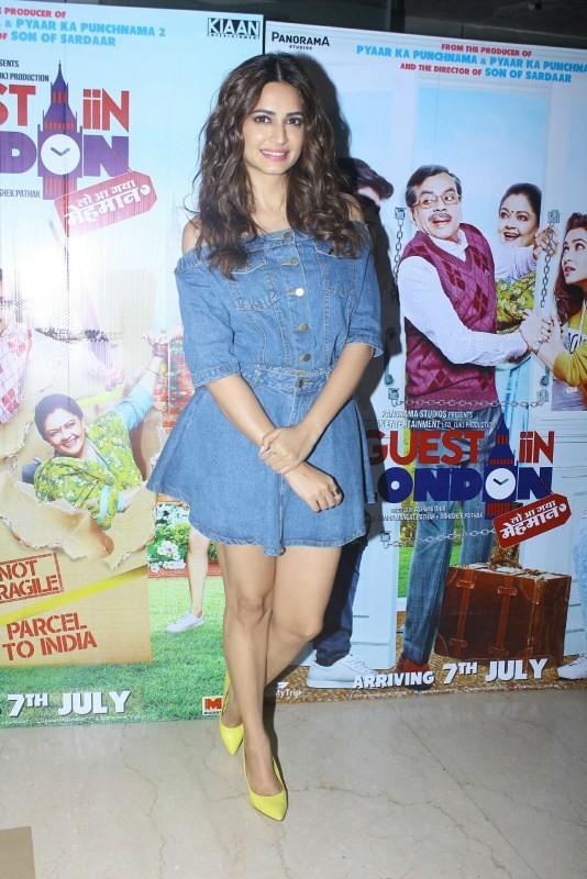 Daisy Shah,Elli Avram,Kartik Aaryan,Milap Zaveri,Kirti Kharbanda,Sanya Malhotra,Guest Iin London,Guest Iin London special screening