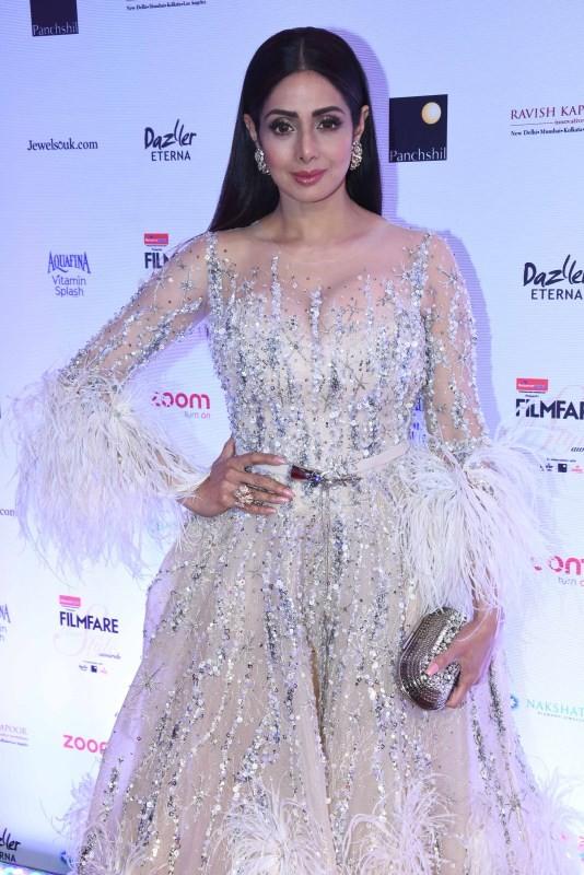 Rekha,Sridevi,Vaani Kapoor,Pooja Hegde,Filmfare Glamour & Style Awards 2017,Filmfare Glamour & Style Awards,celebs at Filmfare Glamour & Style Awards 2017