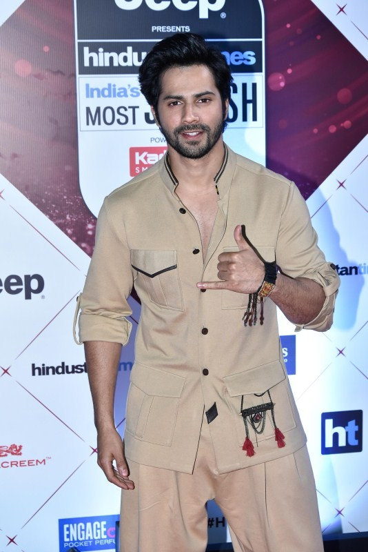 Shahid Kapoor,Sanjay Dutt,Rekha,Varun Dhawan,Vaani Kapoor,HT India's Most Stylish Awards 2018,HT India's Most Stylish