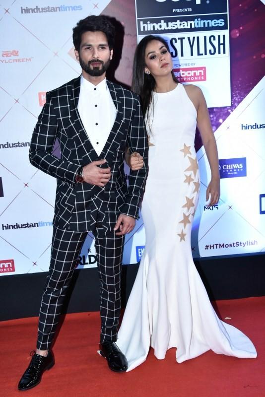 Shahid Kapoor,Sanjay Dutt,Rekha,Varun Dhawan,Vaani Kapoor,HT India's Most Stylish Awards 2018,HT India's Most Stylish