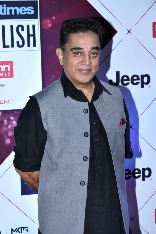 Kamal Haasan,Mandira Bedi,Sonu Sood,HT India's Most Stylish Awards 2018,HT India's Most Stylish Awards