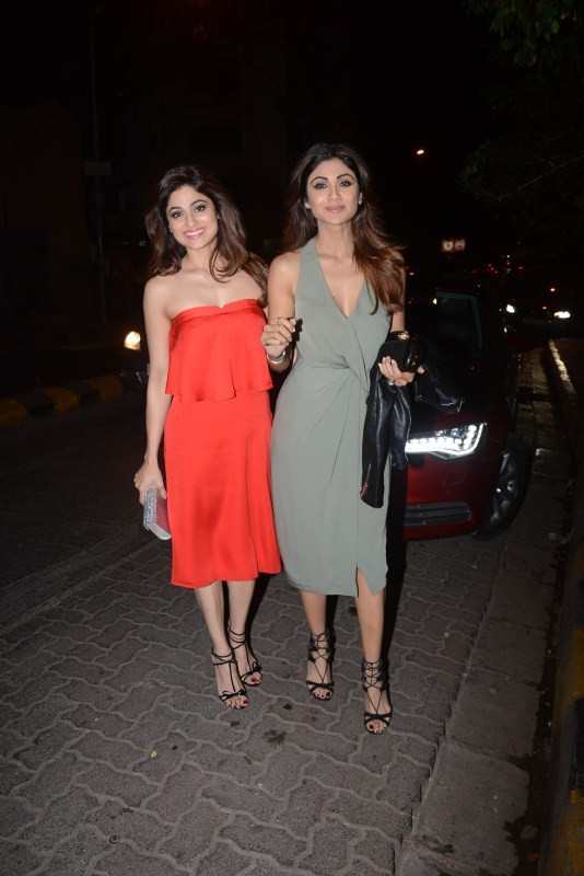 Ileana D'Cruz,Shilpa Shetty,Sooraj Pancholi,Shamita Shetty,Shamita Shetty birthday,Shamita Shetty birthday party,Shamita Shetty birthday party pics,Shamita Shetty birthday party images,Shamita Shetty birthday party stills,Shamita Shetty birthday part