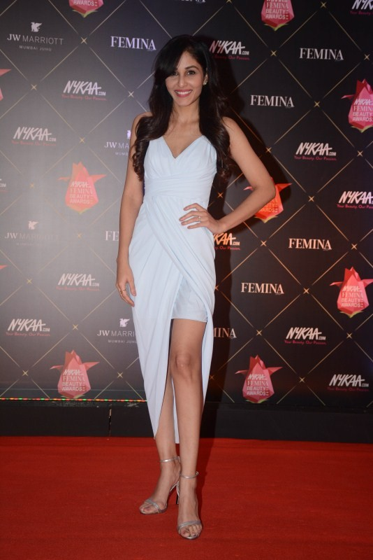 Neetu Chandra,Pooja Chopra,Jackky Bhagnani,Malaika Arora,Evelyn Sharma,Nykaa Femina Beauty Awards 2018,celebs at Nykaa Femina Beauty Awards 2018,bollywood event,fashion show,fashion event