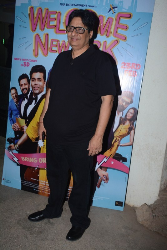 Anupam Kher,Arjan Bajwa,Krishika Lulla,Prerna Arora,Ramesh Taurani,Vashu Bhagnani,Welcome to New York special screening,Welcome to New York
