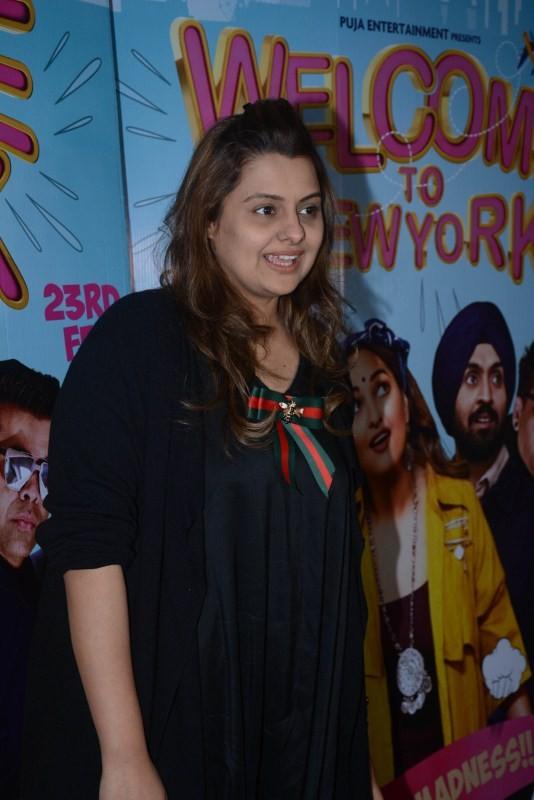Anupam Kher,Arjan Bajwa,Krishika Lulla,Prerna Arora,Ramesh Taurani,Vashu Bhagnani,Welcome to New York special screening,Welcome to New York