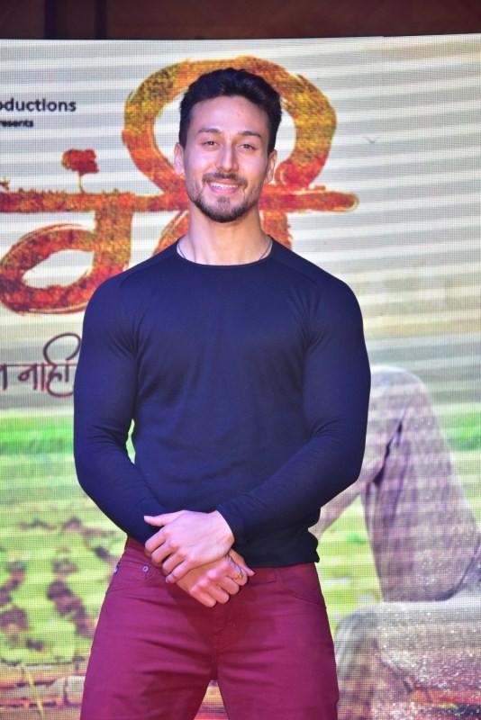Tiger Shroff,actor Tiger Shroff,Tiger Shroff  dance,Gavthi trailer,Gavthi movie trailer,Gavthi,bollywood movie Gavthi