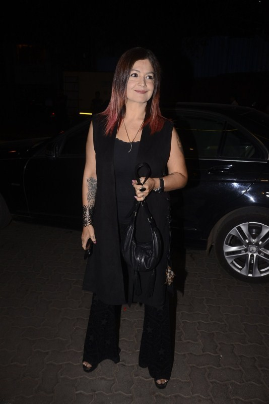 Luv Sinha,Siddhanth Kapoor,Gurmeet Choudhary,Arjun Rampal,J.P.Dutta,Sonu Sood,Anu Malik,Jackie Shroff,Harshvardhan Rane,Paltan,Paltan wrap-up party,Paltan bash,Paltan wrap-up party pics,Paltan wrap-up party images