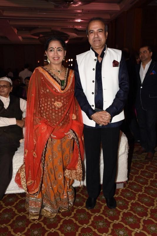 Neerja Kapoor,Nikhita,Siddhant Kapoor,Ruhan Kapoor,Mahendra Kapoor's grand son Siddhant Kapoor,Anju Bhavnani,Siddhant Kapoor wedding,Mahendra Kapoor