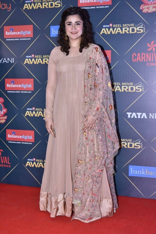 Richa Chadha,Rajkummar Rao,Jim Sarbh,Nikhil Advani,Dia Mirza,News18 REEL Movie Awards 2018,News18 REEL,News18 REEL Movie Awards,celebs at News18 REEL Movie Awards 2018