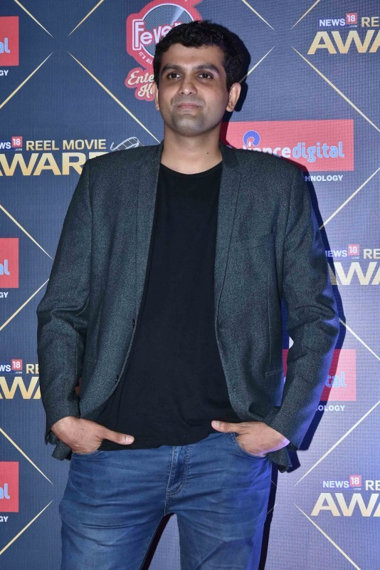 Richa Chadha,Rajkummar Rao,Jim Sarbh,Nikhil Advani,Dia Mirza,News18 REEL Movie Awards 2018,News18 REEL,News18 REEL Movie Awards,celebs at News18 REEL Movie Awards 2018