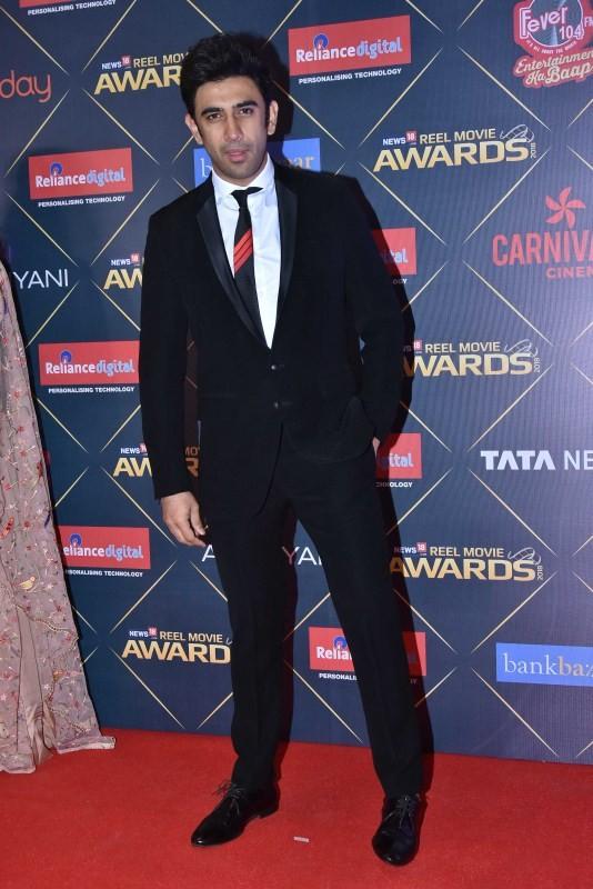 Boman Irani,Kubra Sait,Tillotama Shome,Amit Sadh,Satyajeet Dubey,Sonali Kulkarni,News18 REEL Movie Awards 2018,celebs at News18 REEL Movie Awards 2018