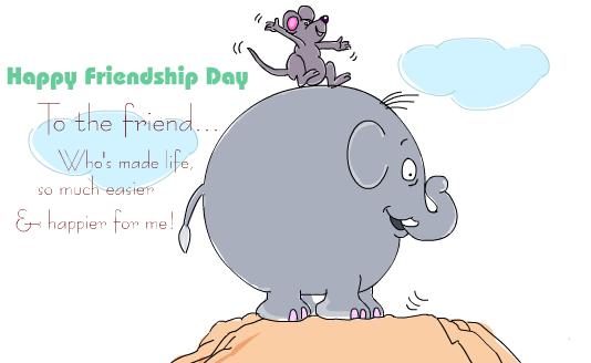 Happy Friendship day 2016