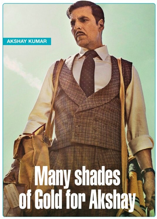 Akshay Kumar,Akshay Kumar birthday,Akshay Kumar gold,Akshay Kumar gold poster,Akshay Kumar gold movie poster,gold movie poster,gold poster