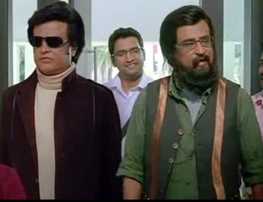 Rajinikanth in Enthiran movie