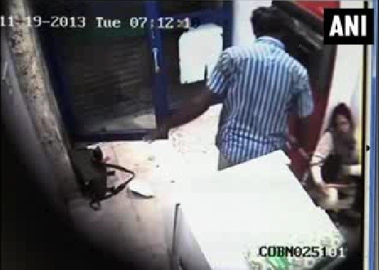 Man attacks woman at ATM in Bangalore