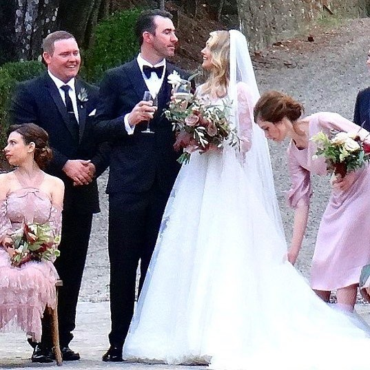 Kate Upton Wedding: Justin Verlander And Supermodel Kate Upton Tied Knot In