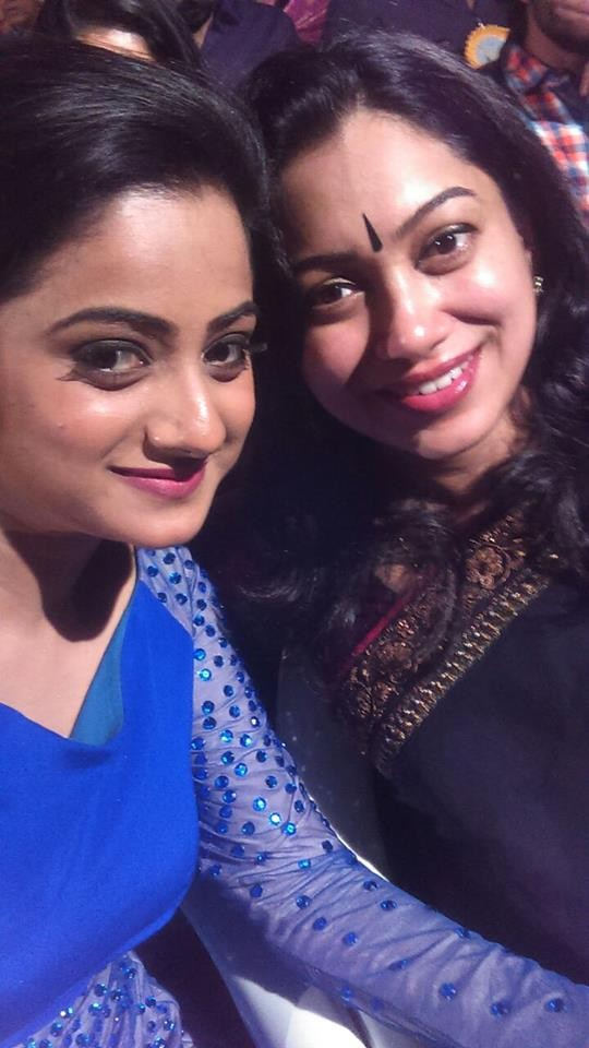 Namitha Pramod and Anjali Menon